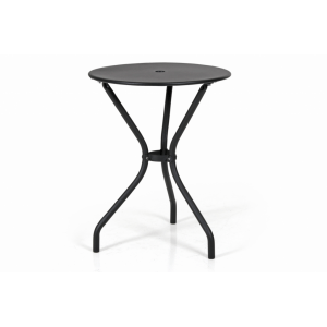 Odessa café bord Ø 60 svart Hultarps Inne & Utemöbler